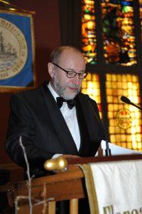 Festredner früherer ABDA Präsident Wolf