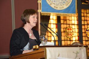 Festrednerin Silvia Nieber, Bürgermeisterin der Hansestadt Stade