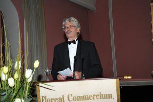 Festredner Prof. Dr. Henning Hoins