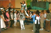 Musikunterricht in der Kita Altländer Viertel