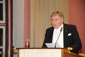 Festredner Bruder Christian Ohrt.