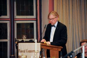 Festredner Herr Pastor Dr. Dominik Wolff.
