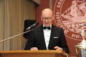 Superintendent Dr. Thomas Kück vertritt das geistliche Ministerium